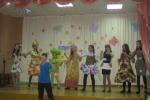 Яркий Праздник осени среди 5-8 классов прошел в Краснохолмской СОШ №1