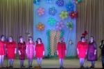 Вокальный коллектив Краснохолмской СОШ №1- лауреат 1 степени в районном смотре-конкурсе «Берегите нашу землю!»
